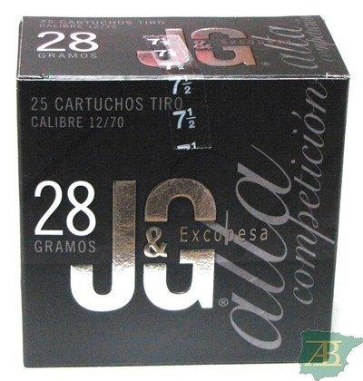 CAJON CARTUCHOS JG T4 ALTA COMPETICION 28GR