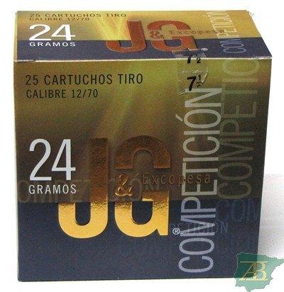CAJON CARTUCHOS CARTUCHOS JG T3 24GR