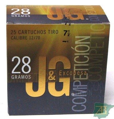 CAJON CARTUCHOS JG T3 28GR