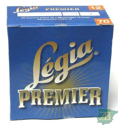 CAJON CARTUCHOS LEGIA PREMIER 32GR