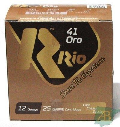 CAJON CARTUCHOS RIO 41 ORO 32GR