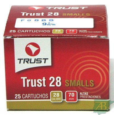 CAJON CARTUCHOS TRUST CAL.28