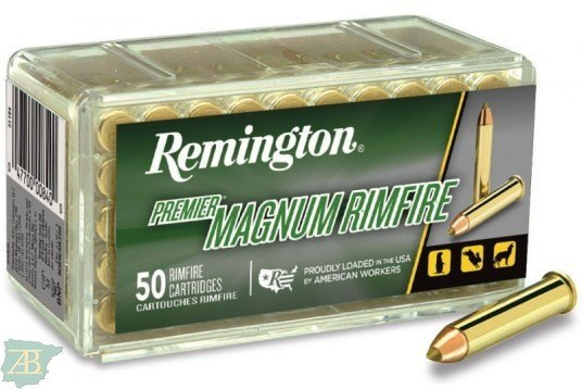MUNICION METALICA ARMA CORTA REMINGTON PUNTA MAGNUM ACCUTIP-V