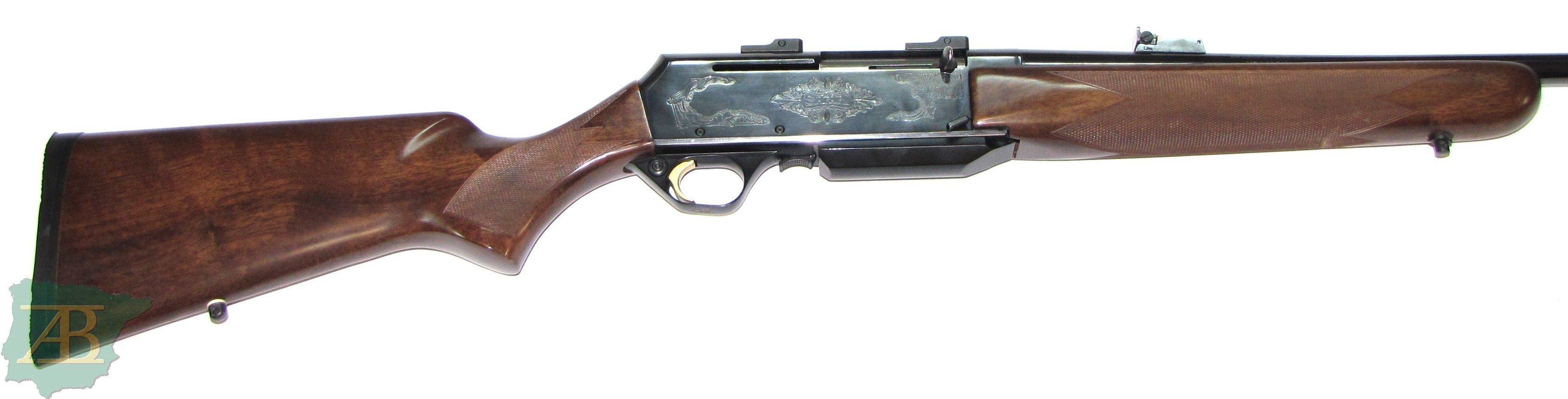 Rifle de cerrojo de caza BROWNING BAR II ref REP2019-725-armeriaiberica-2