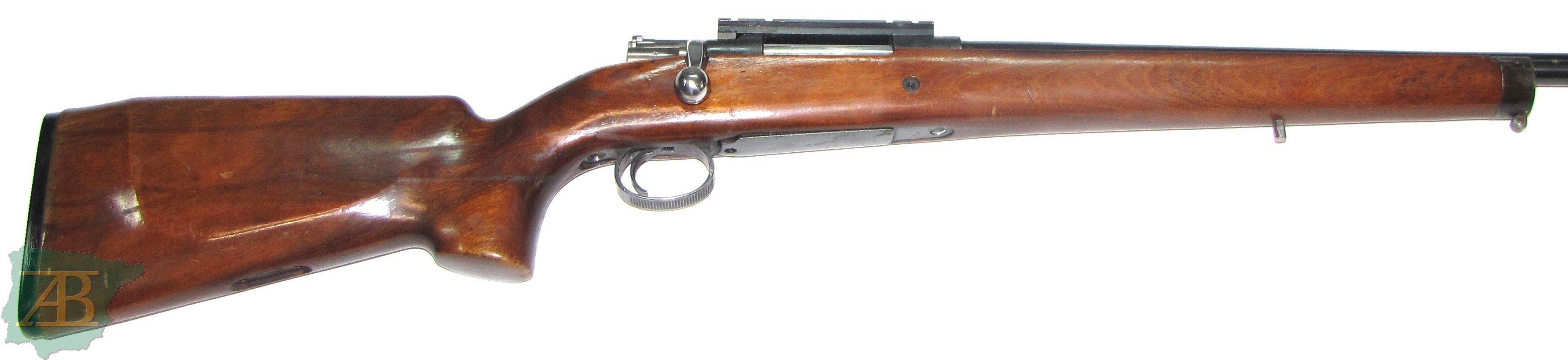 Rifle de cerrojo de caza CARL GUSTAFF CG73 ref REP2019-731-armeriaiberica-2