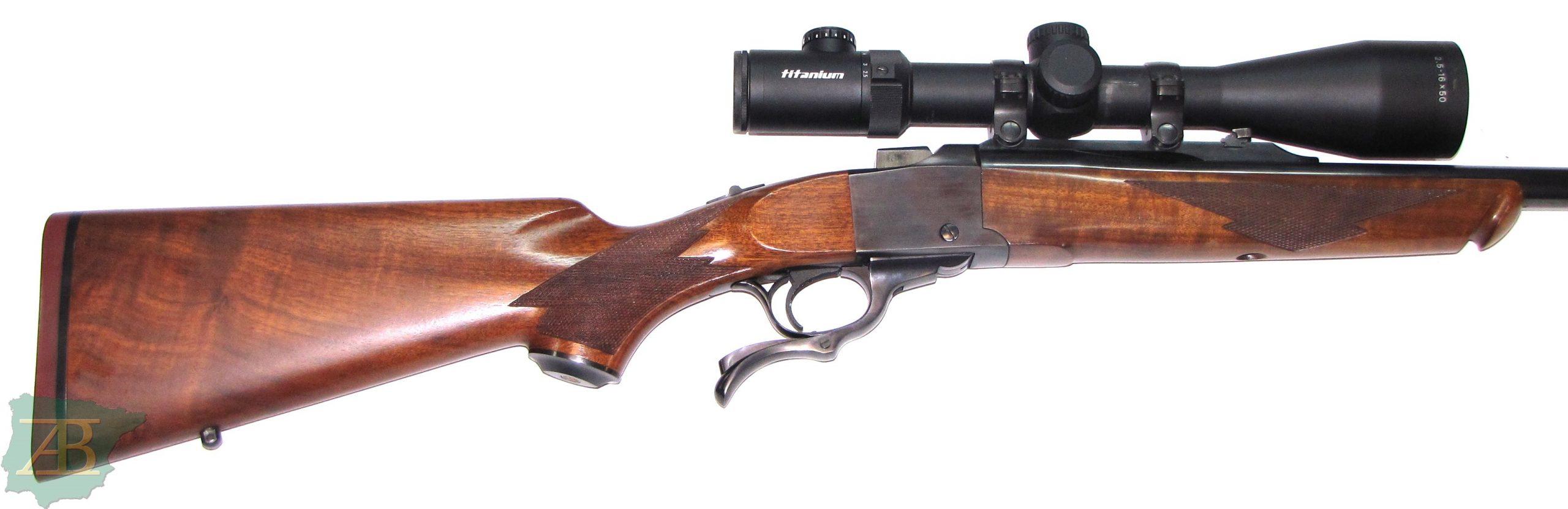 Rifle monotiro RUGER Nº1 ref 5477-armeriaiberica-2