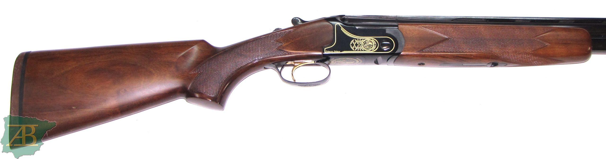 Escopeta superpuesta de caza LANBER PRINCESS DELUXE Ref 5520-armeriaiberica-2