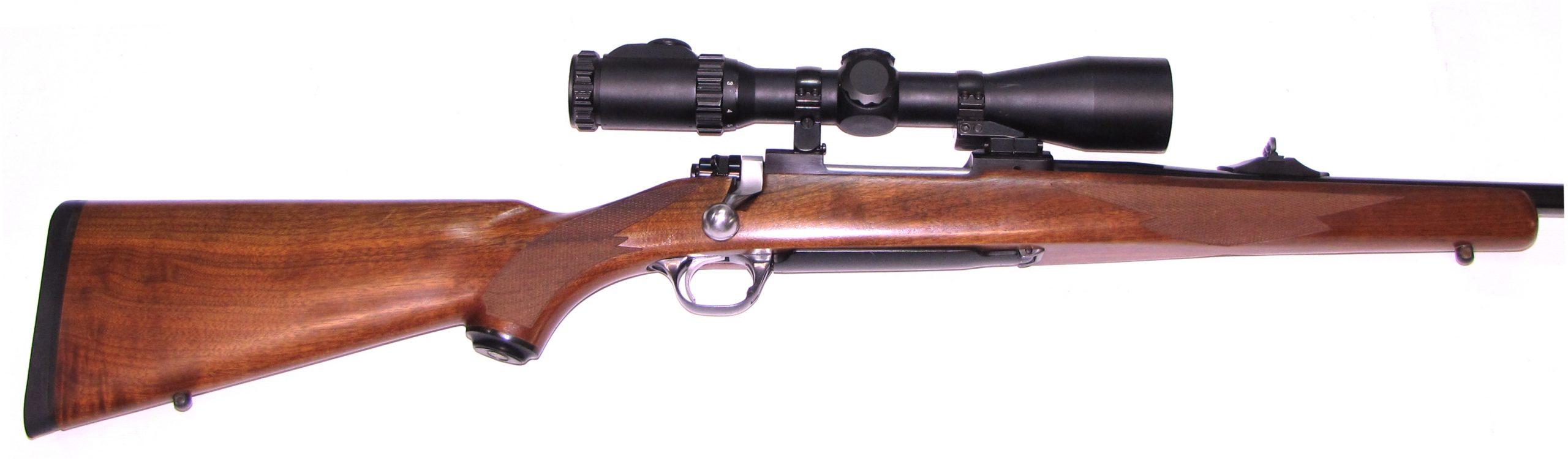 Rifle de cerrojo de caza RUGER M77 MARK II Ref REP2019-772-armeriaiberica-2
