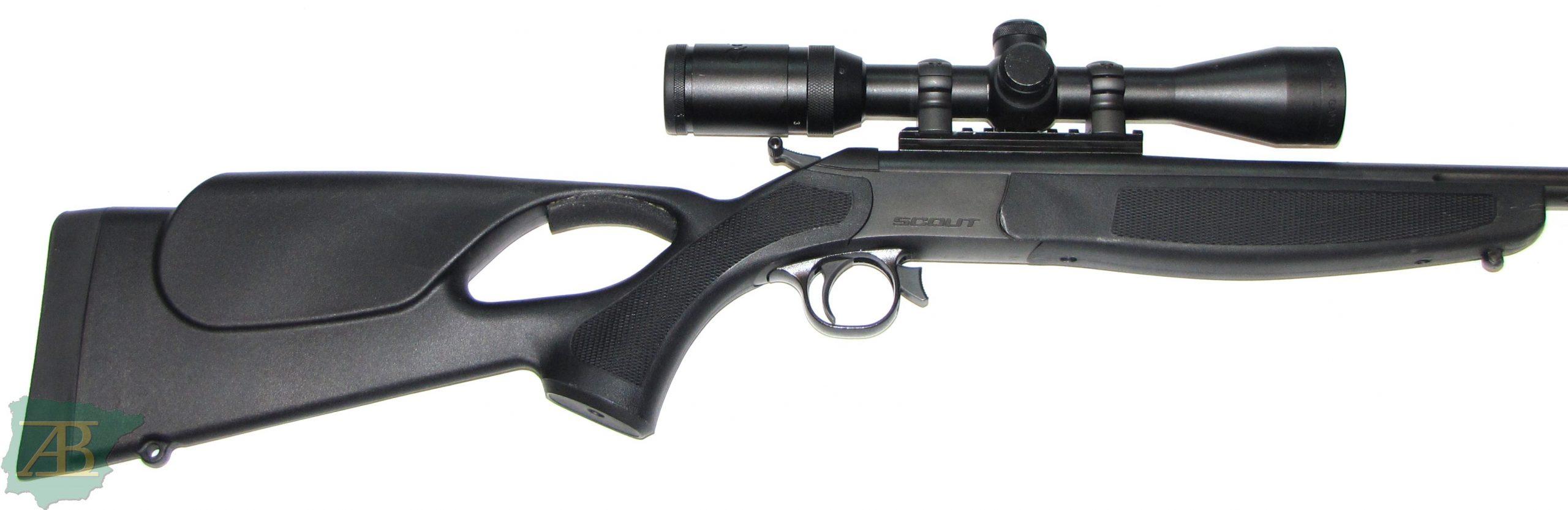 Rifle monotiro BERGARA SCOUT Ref 5498-armeriaiberica-2