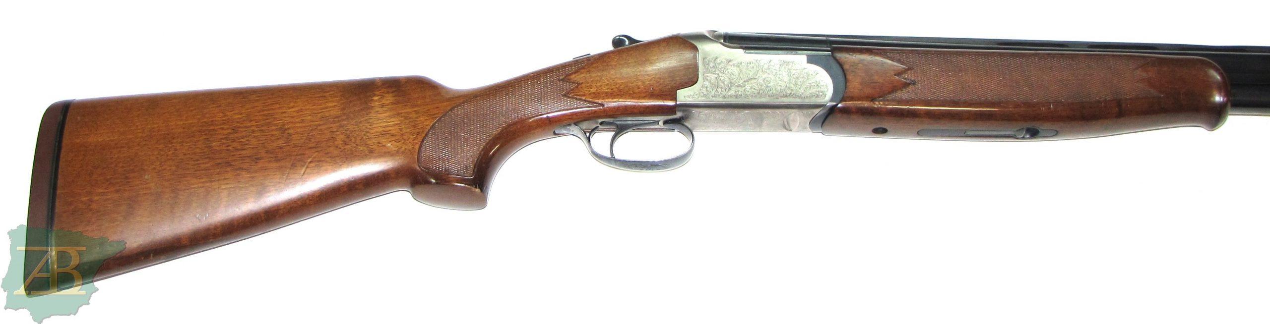 Escopeta superpuesta de caza LANBER Ref 5532-armeriaiberica-2