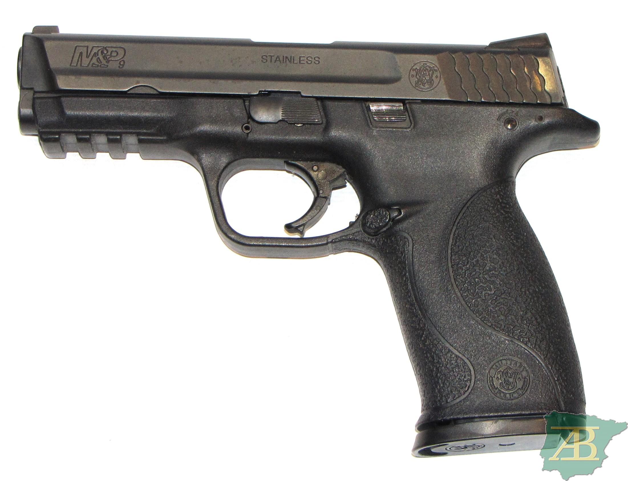 Pistola SMITH & WESSON MP9 Ref 5547-armeriaiberica-2