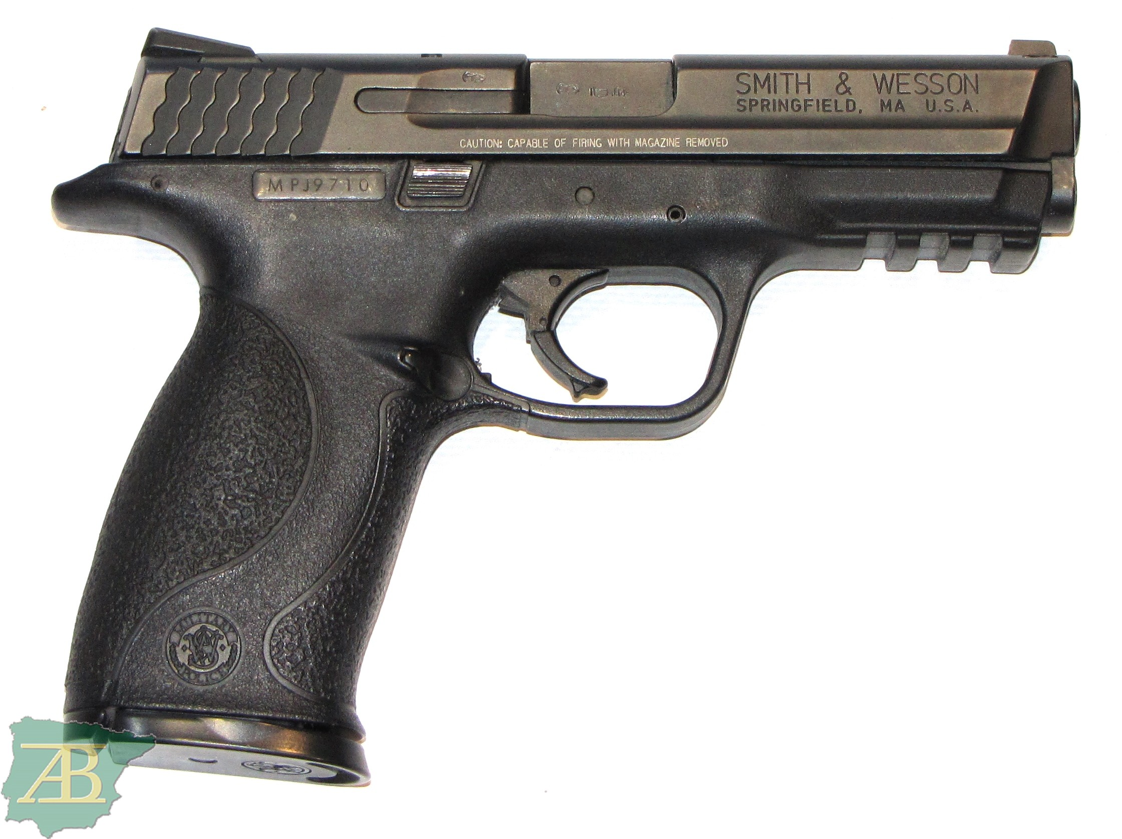 PISTOLA SMITH & WESSON 9 Mm PB Ref. 5547