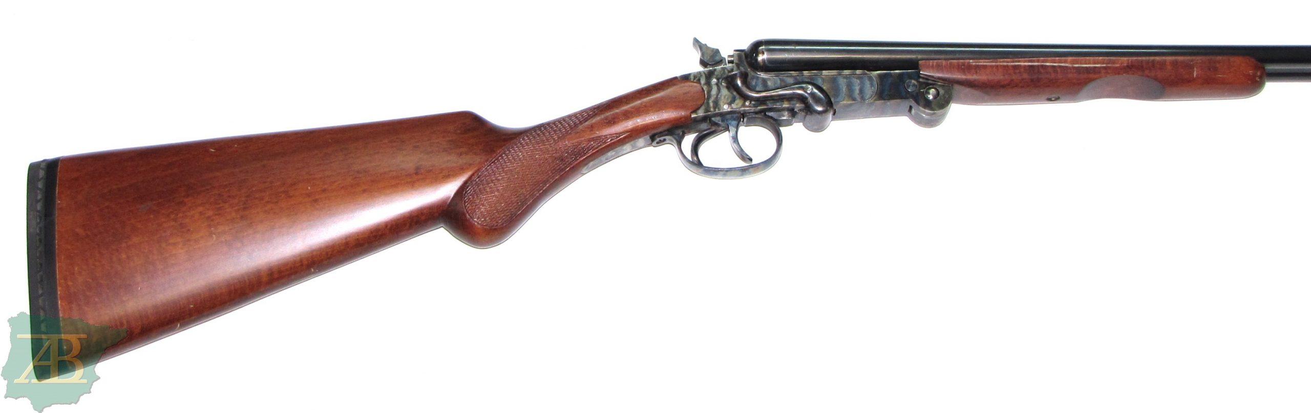 Escopeta paralela de caza de gama baja PAKEMY Ref 5607-armeriaiberica-2