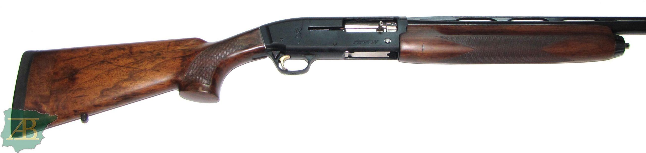 Escopeta semiautomática de caza BROWNING FUSION-armeriaiberica-2