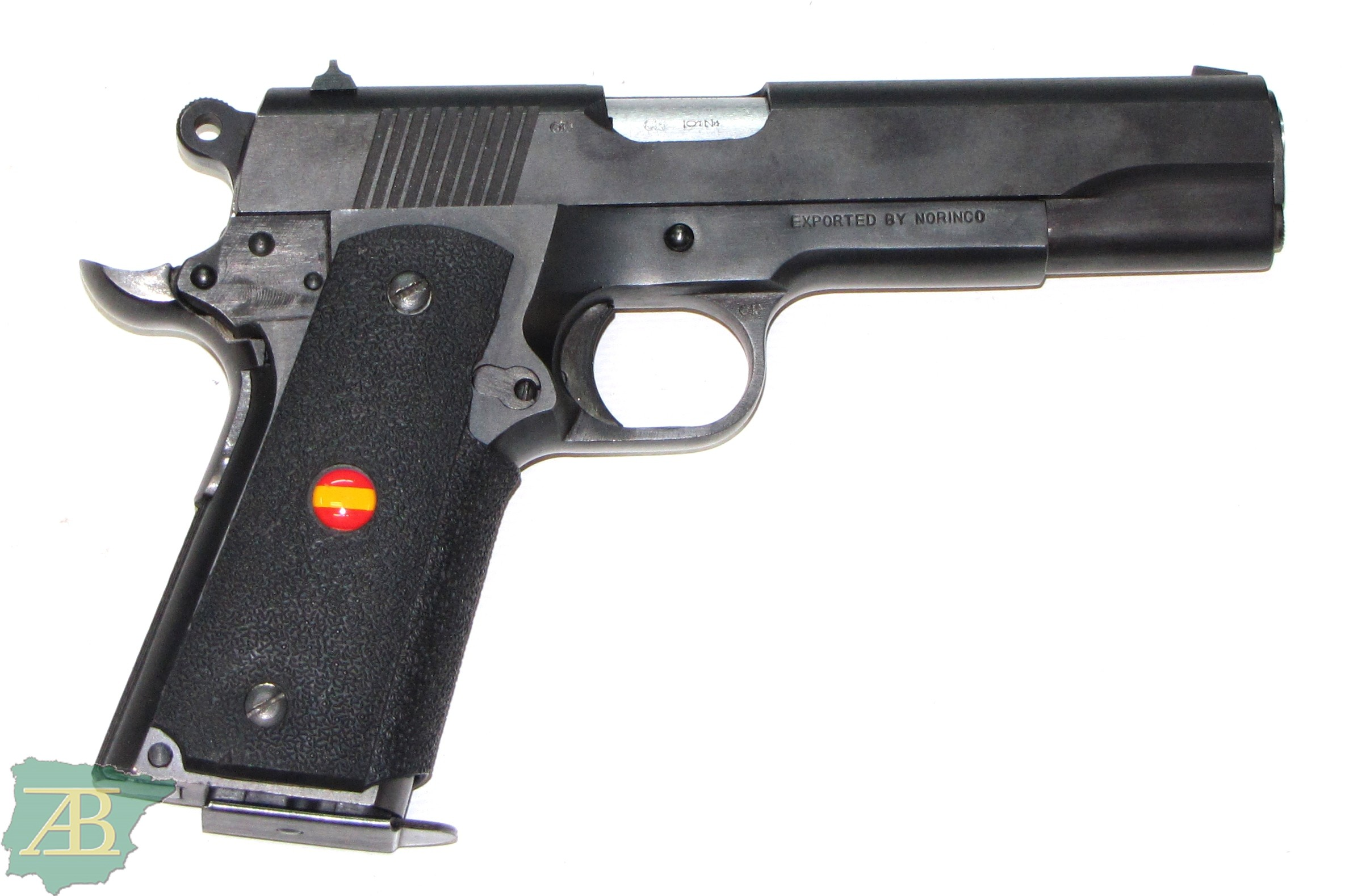 PISTOLA NORINCO 9 MM PB Ref. 5582