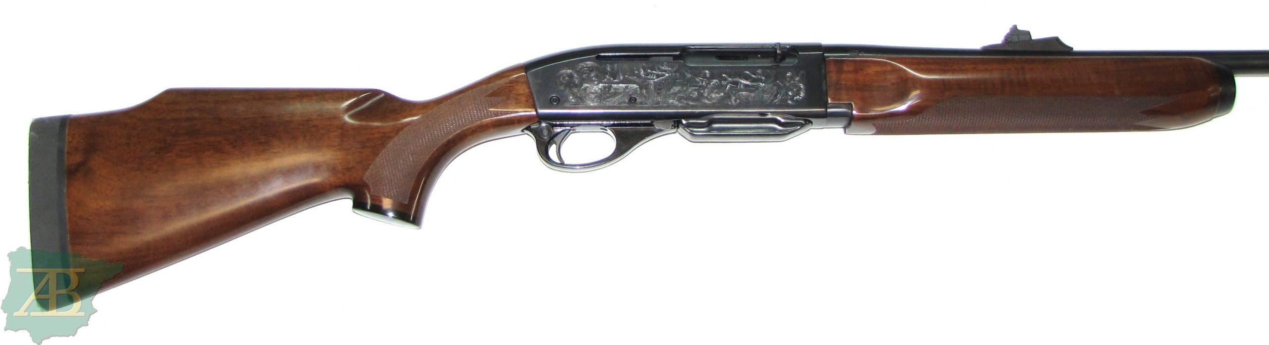 Rifle semiautomático de caza REMINGTON 7400 Ref 5600-armeriaiberica-2