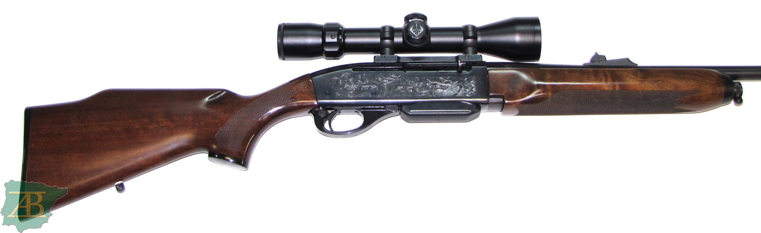 Rifle semiautomático de caza REMINGTON 7400 Ref REP2020-1034-armeriaiberica-2