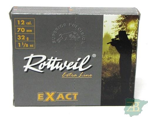 CARTUCHOS BALA ROTTWEIL EXACT 32GR