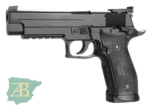 PISTOLA DE CO2 KWC 226 S-5 BLOWBACK