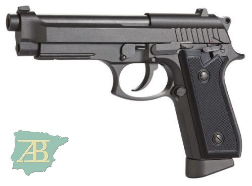 PISTOLA DE CO2 KWC BERETTA PT92 BLOWBACK