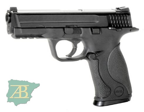 PISTOLA DE CO2 KWC M40 BLOWBACK