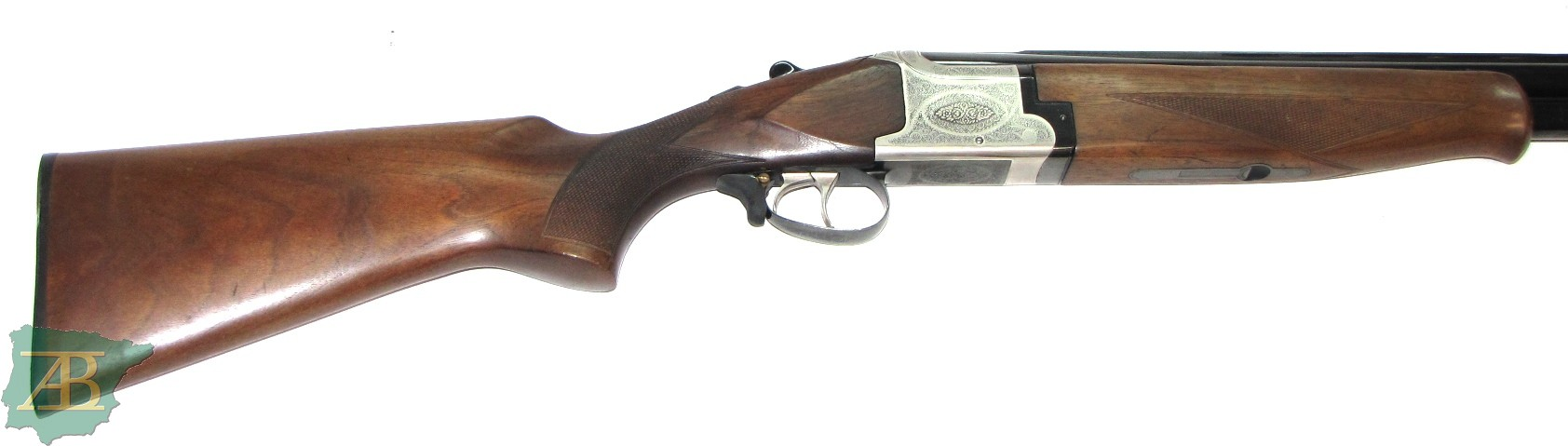 Escopeta superpuesta de caza LAURONA Ref 5743-armeriaiberica-2