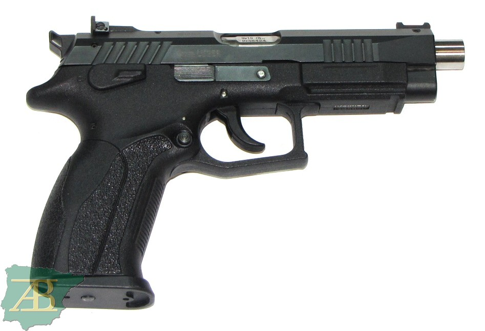 PISTOLA GRAND POWER 9 MM PB Ref. 5883