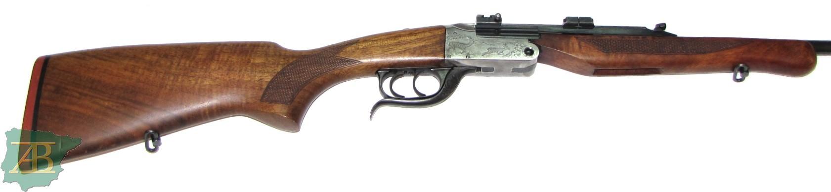 Rifle monotiro de caza ZANARDINI Ref 5862-armeriaiberica-2