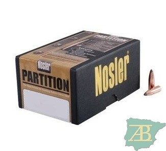 PUNTAS ARMA LARGA NOSLER PARTITION