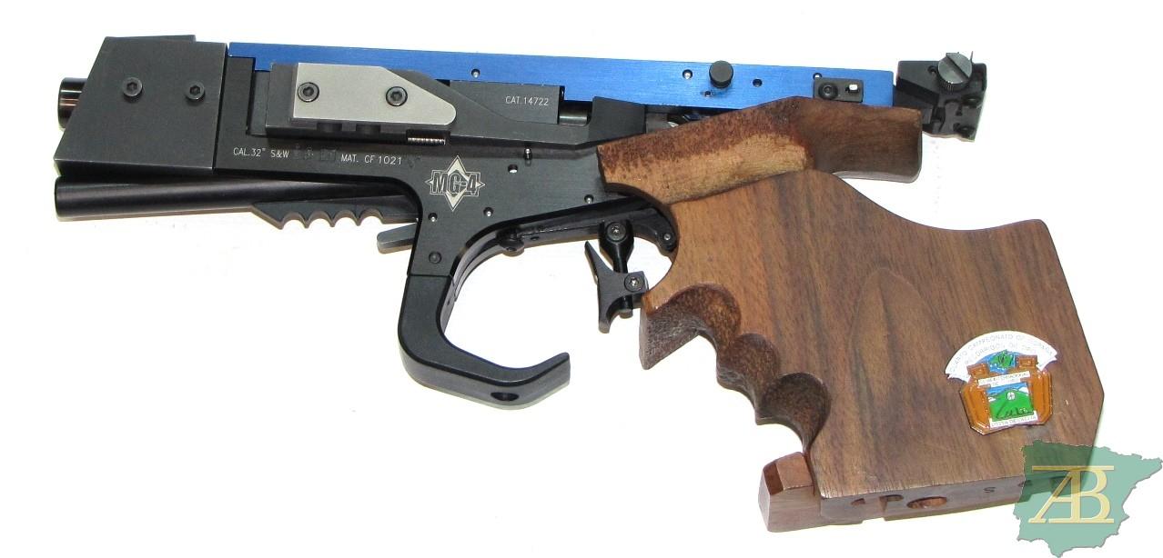 Pistola MATCH GUNS MG-4 Ref 6101-armeriaiberica-2