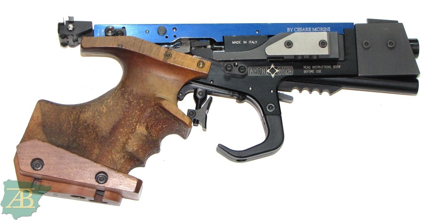 PISTOLA MATCH GUNS .32 S&W Ref. 6101